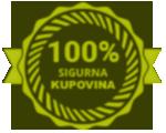 100% SIGURNA KUPOVINA